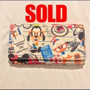 Accessories - Disney Nerd Wallet